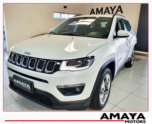 Amaya Jeep Compass 2.4 Longitude Automatica 0km