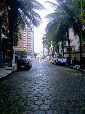 Apartamento Residencial 1 Dormitório 100 Metros Da Praia R$ 169 Mil Só À Venda, Cidade Ocian, Praia Grande. - Ap1670