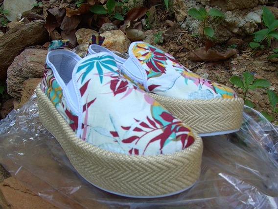 Zapatos Casuales Fresh Estampados Plataforma Nuevos Importad