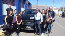 Alquiler De Van Hyundai Minivan En Lima Sin Chofer