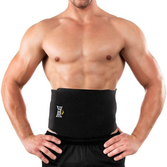 Faja De Neopreno Everlast Fitness Ajustable Unisex Importada