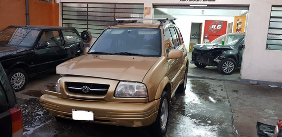 Suzuki Grand Vitara Chocada