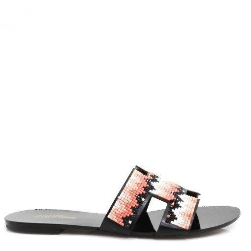 Sandália Zariff Shoes Rasteira 73016