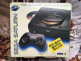 Vendo Mi Coleccion Sega Saturn Modelo 2 Con Chip