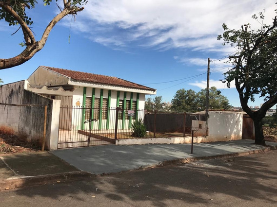 Casa Alvenaria 3 Quartos- Bairro Jd Sta Monica - Londrina-pr
