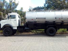Caminhão Tanque De Leite Mercedes Benz Mb1317
