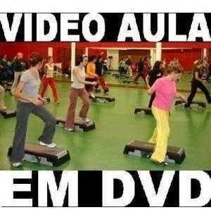 Step-step! Aulas De Step 2 Dvds!