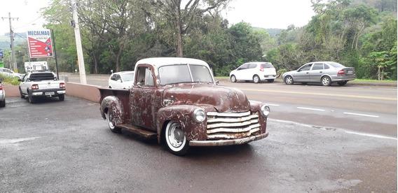 Chevrolet 3100 1951 Boca De Sapo