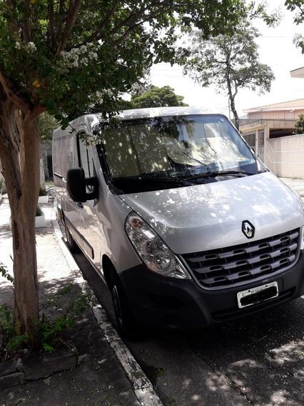 Van Renault Master Furgao L1h1
