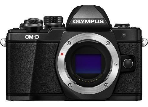 Olympus Om-dm10 Mk Ii Kit Com 2 Lentes: 14-42 E 40-150 Usado