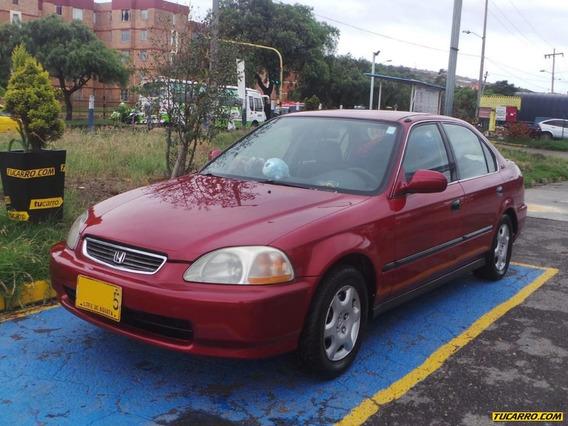Honda Civic Lx 1600