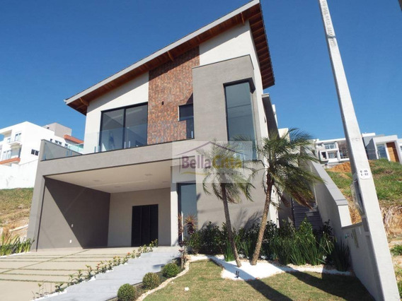 Casa À Venda, 204 M² Por R$ 1.080.000 - Bella Citta Fazenda Rodeio Jardim Marica - Mogi Das Cruzes/sp - Ca0621