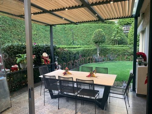 Imagen 1 de 13 de Precioso Garden House En Venta Privilege Interlomas