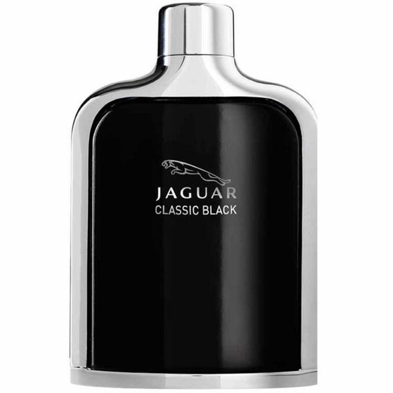 Jaguar Classic Black Edt 40ml Beleza Na Web