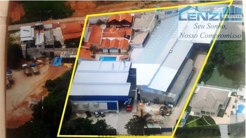 Galpões Industriais À Venda  Em Bragança Paulista/sp - Compre O Seu Galpões Industriais Aqui! - 1419414