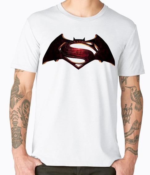 Playera Cleen Alexer Batman Vs Superman Sorprendente Mod 6