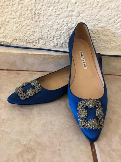 Zapatos Manolo Blahnik Originales