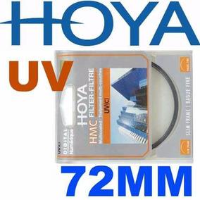 Filtro Uv Hoya 72mm Original (vários Tamanhos Disponíveis)