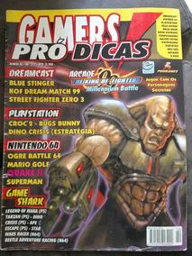 Revistas E Almanaque Gamers Pró Dicas Ed. 11, 17, 22 E 09