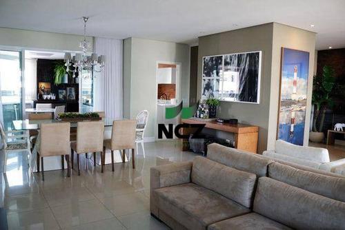 Apartamento À Venda, 208 M² Por R$ 1.500.000,00 - Patamares - Salvador/ba - Ap2845