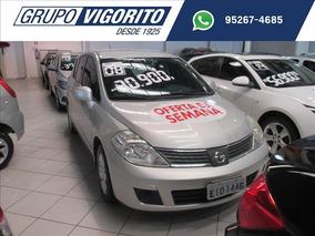 Nissan Tiida 1.8 S 16v Gasolina