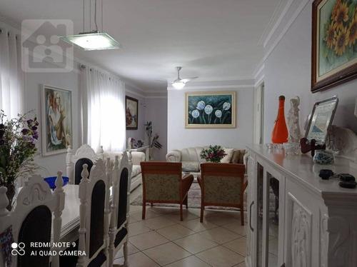 Casa Com 3 Dormitórios À Venda, 250 M² Por R$ 610.000,00 - Santana - Araçatuba/sp - Ca1099