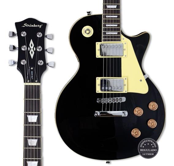 Guitarra Strinberg Les Paul Lps 230 Preta Promoção! Oferta!