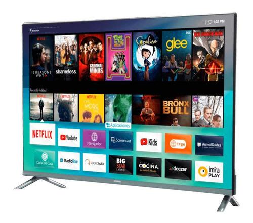 Smart Tv Hyundai Hyled4021nim Pantalla 40 Full Hd Netflix