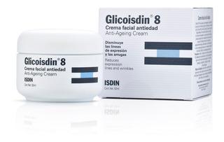 Isdin Glicoisdin 8 Crema Facial Anti Edad 50g