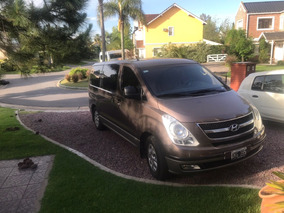 Hyundai H1 Automática, Impecable, La Mas Full, Tope De Gama!