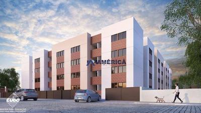 Apartamento Com 2 Dormitórios À Venda, 53 M² Por R$ 179.000 - Jardim Cidade Universitária - João Pessoa/pb - Ap0251