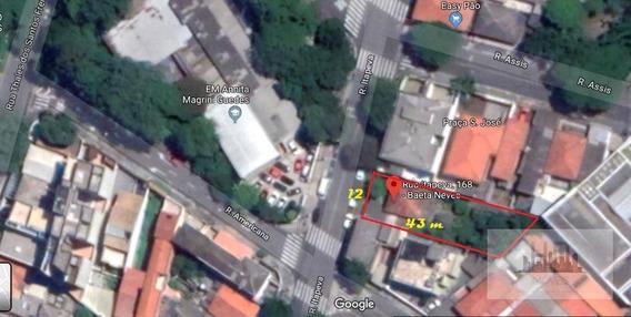 Terreno À Venda, 516 M² Por R$ 879.900 - Vila Baeta Neves - São Bernardo Do Campo/sp - Te0005