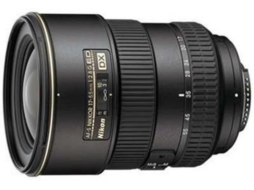 Lente Nikon Dx - Nikkor 17-55mm F/2.8 G Ed Dx