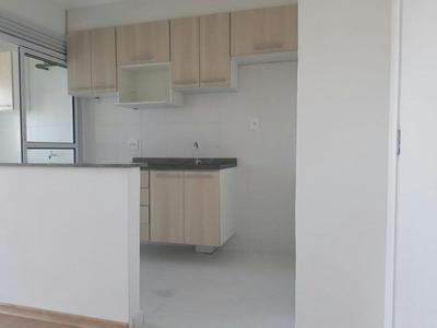 Apartamento Em Granja Viana, Carapicuíba/sp De 47m² 2 Quartos À Venda Por R$ 210.000,00para Locação R$ 1.150,00/mes - Ap254467lr