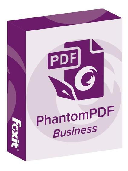 Foxit Phantompdf Business 9.6.0.25114 ( Já Ativado )