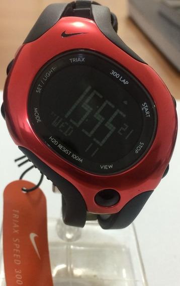 Relógio Nike Triax Speed 300 Novo Original