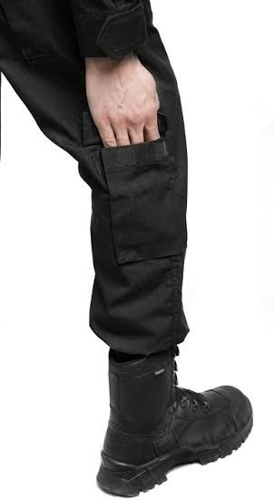 Pantalon Policia Antidesgarro Tactico Policial Envío