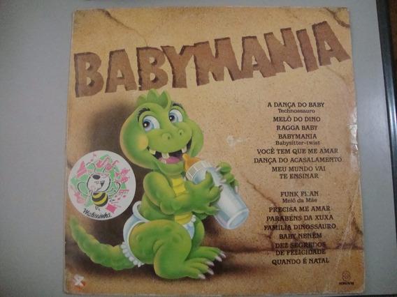 Vinil Xuxa Discos - Babymania