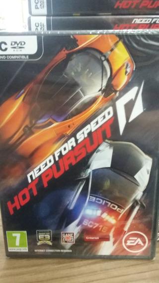 Need For Speed Hot Pursuit Pc Midia Fisica Original