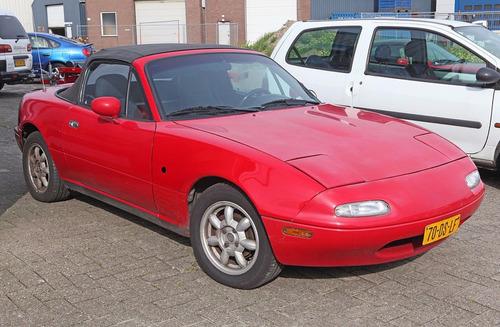 Manual De Taller Mazda Miata (1989-1997) Español
