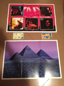 Pink Floyd - Posters E Adesivos Do Dark Side Of The Moon