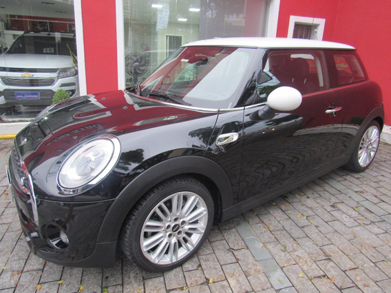 Mini Cooper 2.0 S Exclusive 16v Turbo Gasolina 2p