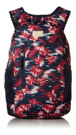 Roxy Mochila Lifestyle Travelling Birds Mujer Multicolor Fkr