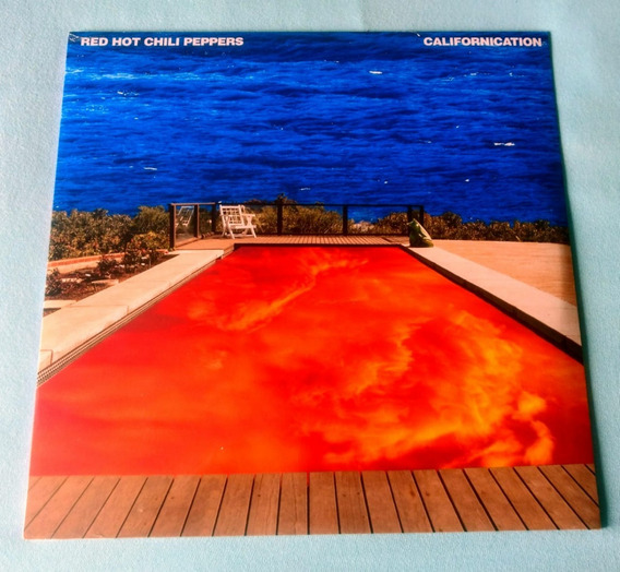 Lp Red Hot Chili Peppers Californication Duplo Greatest Hits