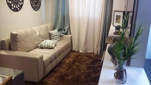 Apartamento Com 2 Dormitórios À Venda, 45 M² Por R$ 210.000,00 - Pirituba - São Paulo/sp - 5426