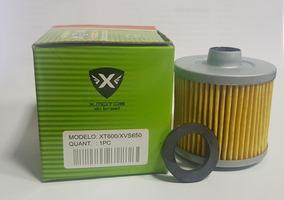 Filtro De Óleo Xt 660 / Xt 600 / Virago 250 Kit C/ 10 Unidad
