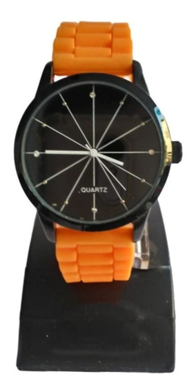 Relógio De Pulso- Caixa Preta.