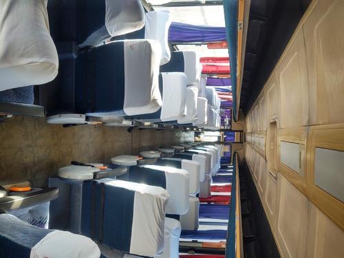 Imagem 1 de 12 de Ônibus Scania Busscar