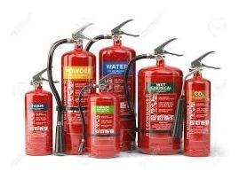 Venta Y Recarga Extintores 10 Lbs. Pqs Y Otros- Importador