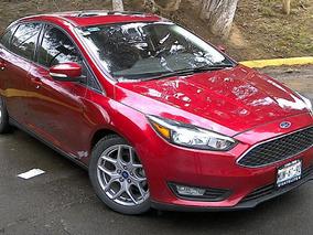 Ford Focus 2015 4p Se Appearance L4 2.0 Aut